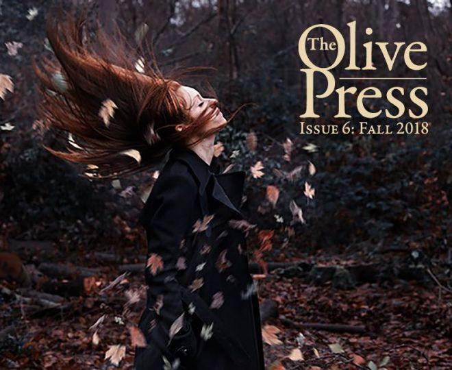 olive press cover issue 6